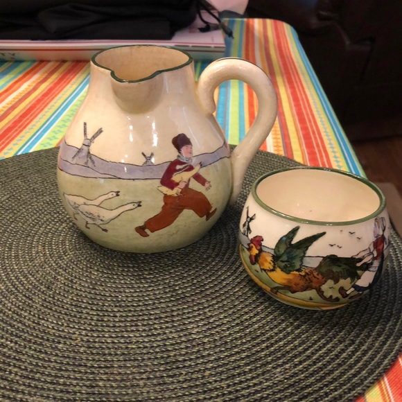 Other - Pitcher and Cup